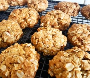 Anzac Biscuits from Tmix+ magazine