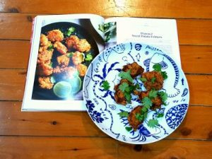 Prawn Fritters from Tmix+ magazine