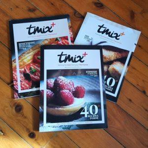 Tmix+ magazines